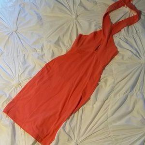 American Apparel Bandeau Pencil Dress
